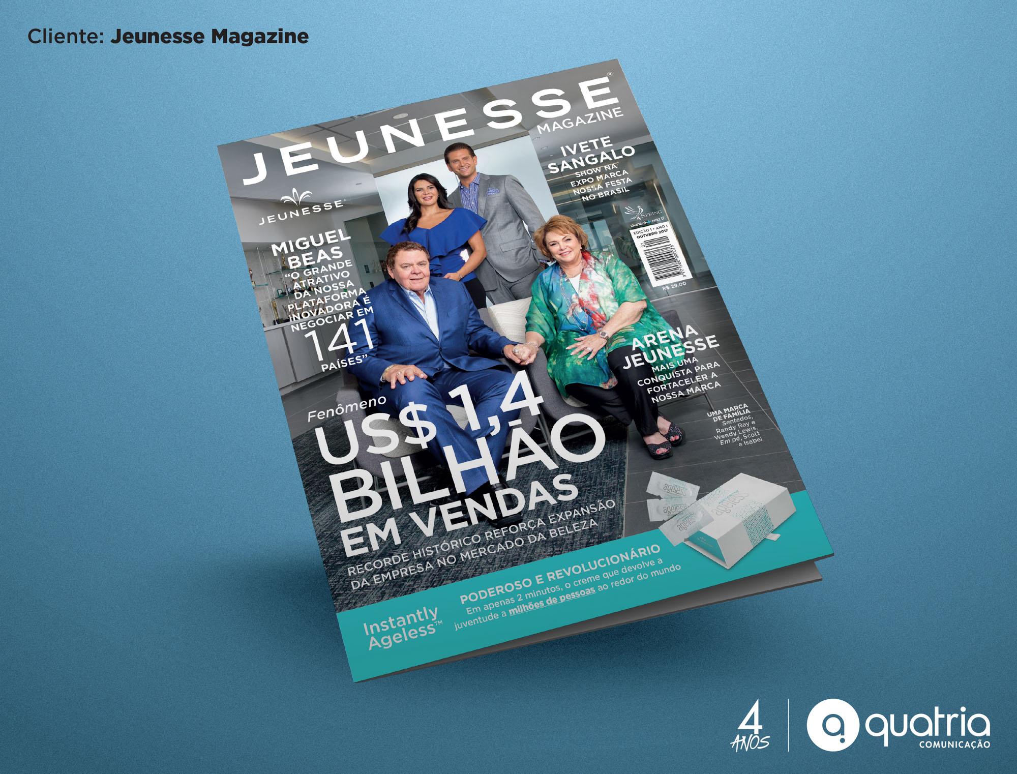 Revista Jeunesse