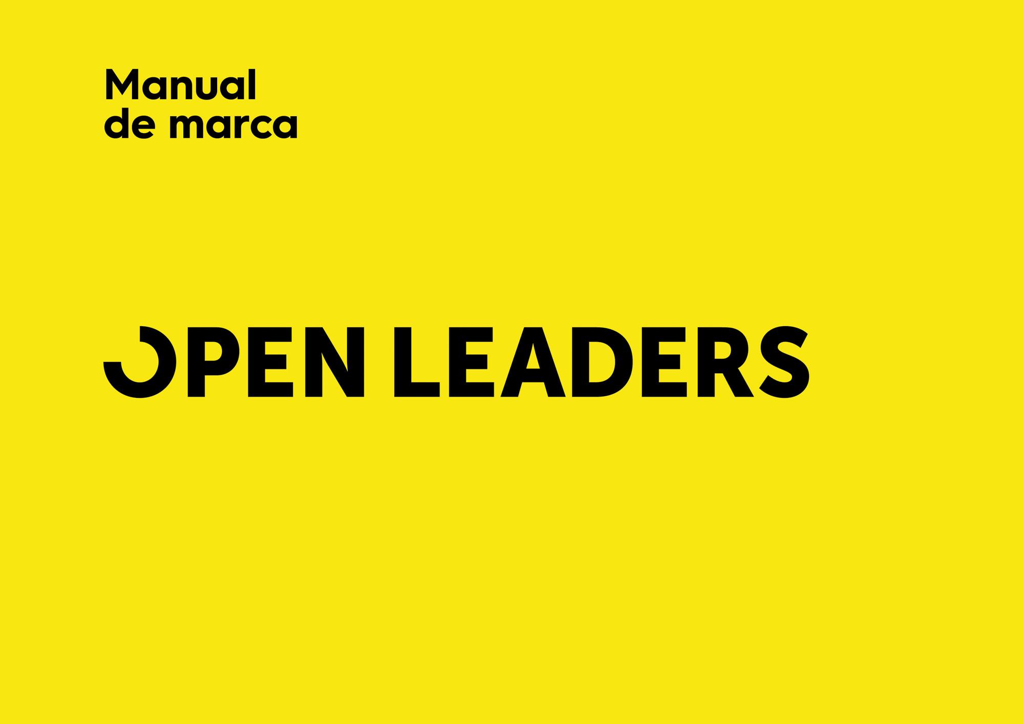 Open Leaders